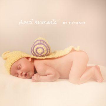 La prima settimana di un bambino - FotoArt Lucca