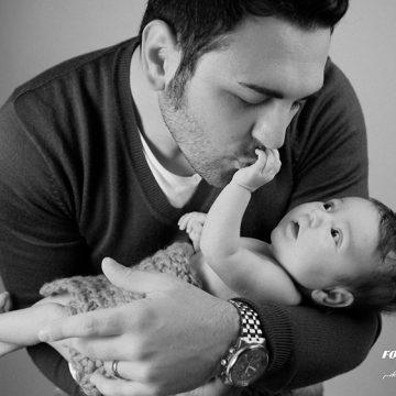 Papà con suo figlio - FotoArt Lucca