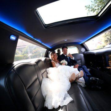 Auto matrimonio sposi - FotoArt Lucca
