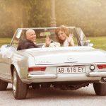 Auto sposi weddding car - FotoArt Lucca