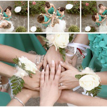 Damigelle sposa - FotoArt Lucca