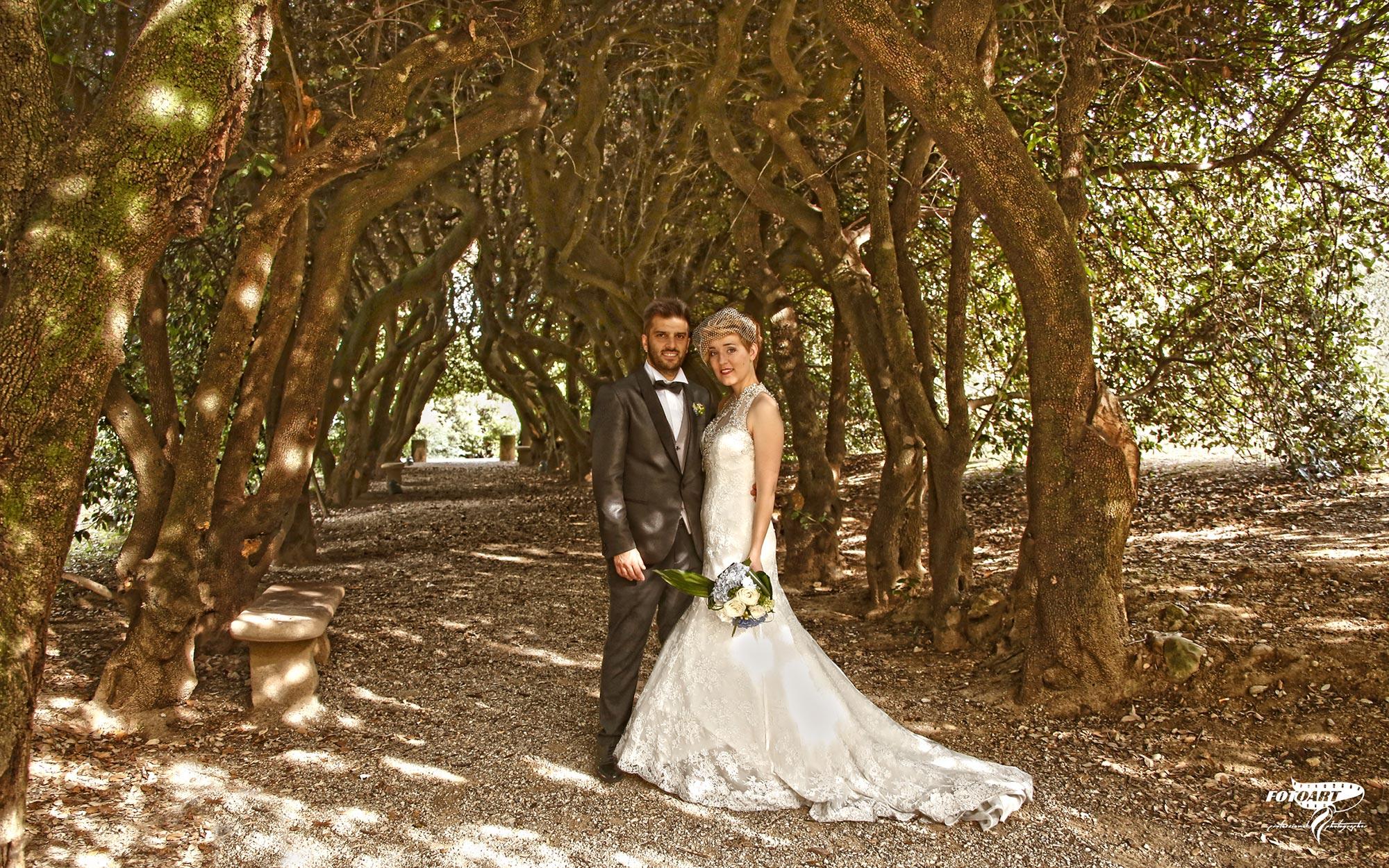 Foto matrimonio gambassi terme - FotoArt Lucca