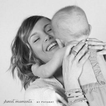 Mamma con figlio - FotoArt Lucca