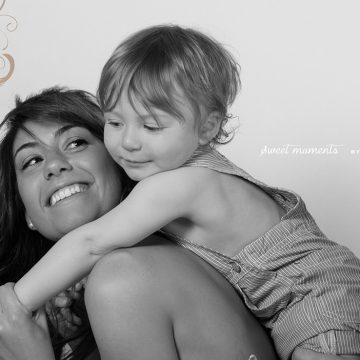 Mamma con il figlio momenti belli - FotoArt Lucca