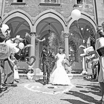 Wedding Black and White11 - FotoArt Lucca